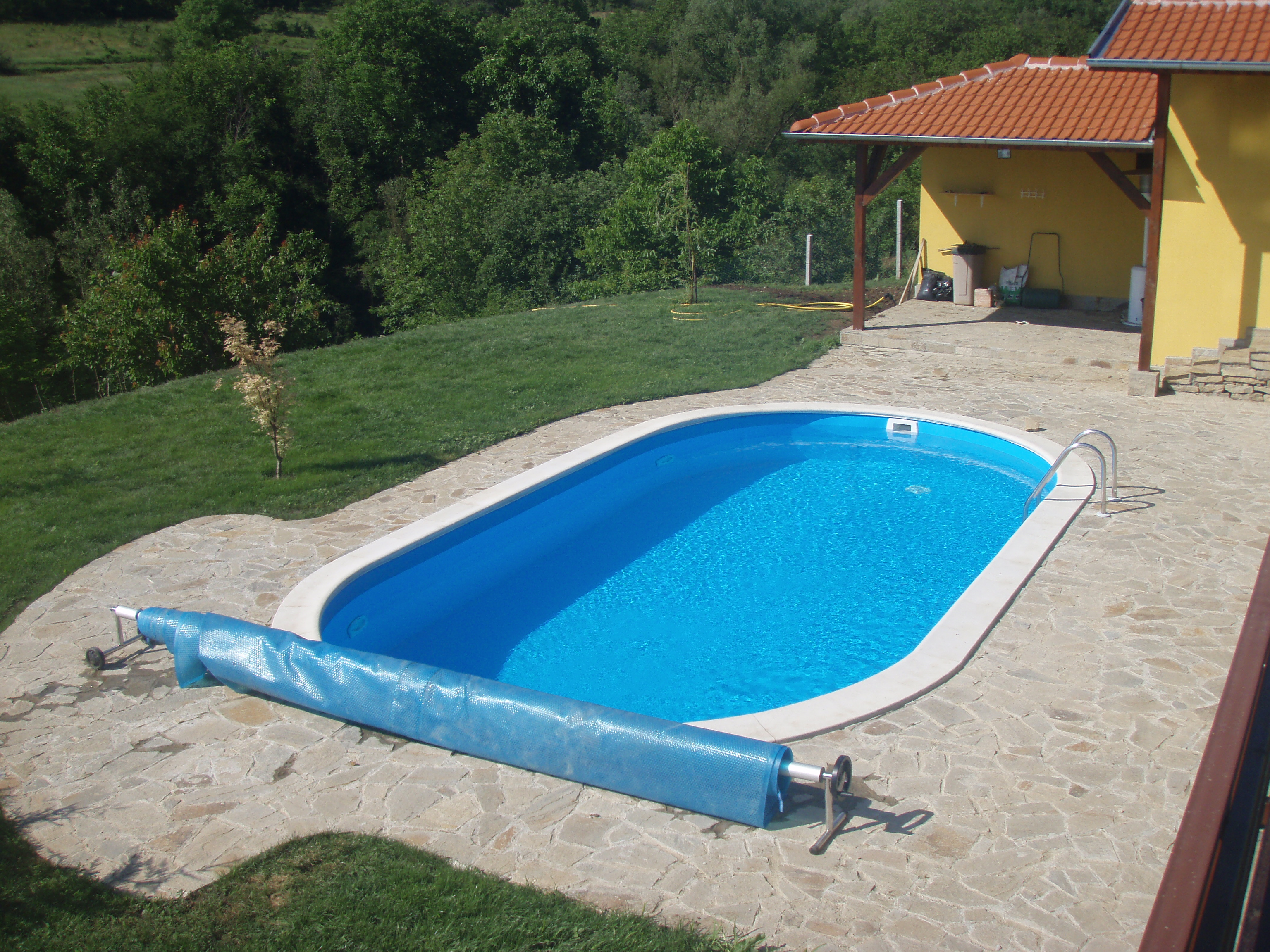 Delectable 50 home swimming pool cost design ideas of how for Pool prices